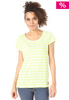 MINIMUM Womens TURillah S/S T-Shirt neon yellow