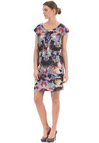 MINIMUM Womens Udia Dress purple bay