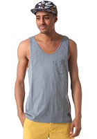 MINIMUM Wu Tank Top slate blue mel