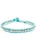 MINT Enigma Single Bracelet Silver petrol 