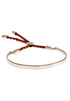 MINT Womens Cuff Bangle silver/brown