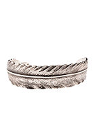 MINT Womens Feather Cuff Bracelet antique silver