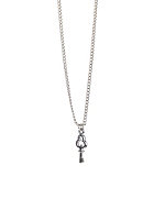 MINT Womens Key Card Necklace silver finishing