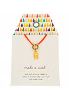 MINT Womens Love Neon Chain Necklace neon orange