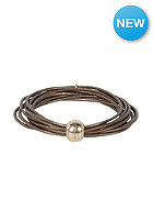 MINT Womens Multi Strand Magnetic Gold Bracelet bronze