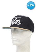 MITCHELL NESS Allday Brooklyn Nets Snapback Cap black