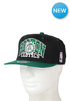 MITCHELL NESS Arch Boston Celtics Snapback cap black