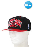 MITCHELL NESS Arch Chicago Bulls Snapback cap black
