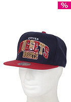 MITCHELL NESS Arch Logo Tri Pop  Cap team colour