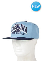 MITCHELL NESS Arch North Carolina Snapback cap blue