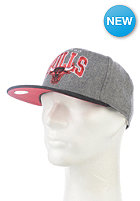 MITCHELL NESS Assist Chicago Bulls Snapback Cap grey heather