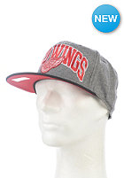 MITCHELL NESS Assist Detroit Red Wings Snapback Cap grey heather