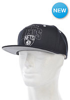 MITCHELL NESS BGW Brooklyn Nets Snapback Cap black