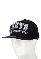 MITCHELL NESS Brooklyn Nets Blocker Snapback Cap black