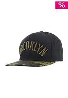 MITCHELL NESS Combat Brooklyn Nets Snapback camo