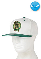 MITCHELL NESS Cream Top Boston Celtics Snapback Cap cream /team colour