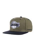 MITCHELL NESS Dual LA Lakers black