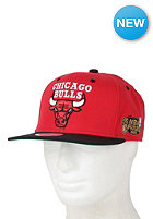 MITCHELL NESS Finals Chicago Bulls Snapback Cap red / black