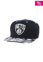 MITCHELL NESS Gtech Snapback Cap black