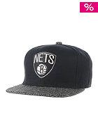 MITCHELL NESS Harris Brooklyn Nets Strapback Cap black