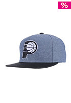 MITCHELL NESS Isles Indiana Pacers nvy