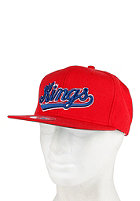 MITCHELL NESS Kings Basic Solid Team Cap blue/red