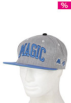 MITCHELL NESS Magic Arch Road Grey Cap team colour