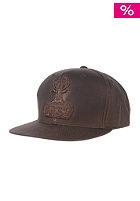 MITCHELL NESS Milwaukee Bucks Strapback brown