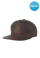 MITCHELL NESS Milwaukee Bucks Strapback Cap brown