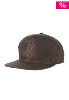 MITCHELL NESS Milwaukee Bucks Strapback Cap brown