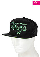 MITCHELL NESS Neon Script Snap Cap black/green