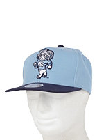MITCHELL NESS North Carolina XL Logo 2 Tone Snapback Cap nblue