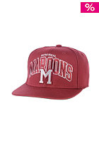 MITCHELL NESS On Point Arch burgund