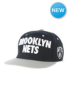 MITCHELL NESS Score Brooklyn Nets Snapback Cap black