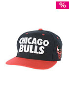 MITCHELL NESS Score Chicago Bulls black