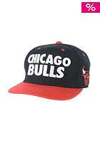 MITCHELL NESS Score Chicago Bulls Snapback Cap black