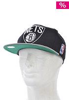 MITCHELL NESS Team Arch Brooklyn Nets Jersey black