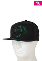 MITCHELL NESS Team Arch Celtics Snapback Cap black/team colour celtics