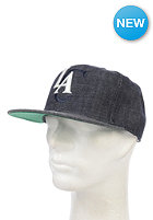 MITCHELL NESS Team Up Los Angeles Clippers Snapback Cap navy