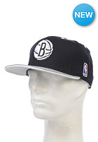 MITCHELL NESS Tip-Off Brooklyn Nets Snapback Cap black