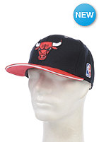 MITCHELL NESS Tip-Off Chicago Bulls Snapback Cap black