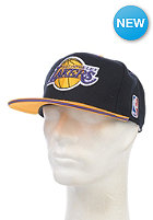 MITCHELL NESS Tip-Off Los Angeles Lakers Snapback Cap black