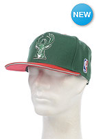 MITCHELL NESS Tip-Off Milwaukee Bucks Snapback Cap grey