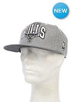 MITCHELL NESS Warm-Up Chicago Bulls Snapback Cap grey heather
