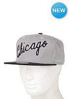 MITCHELL NESS Wordmark Chicago Bulls Snapback Cap grey