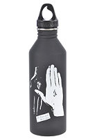 MIZU M8 Volcom Black and White Bottle soft touch black