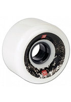 MOB Wheels Control 70mm white with colored print