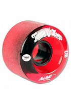 MOB Wheels Flying Fortress 60mm red transparent