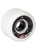 MOB Wheels Swanski 62mm white with colored print