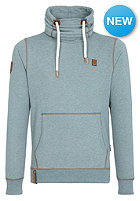 NAKETANO Bratwurstkopf II Sweat green grey melange